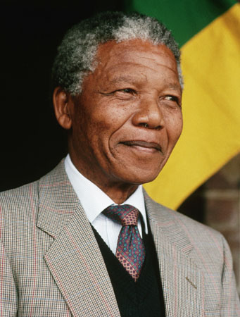 Change: Its Good! + Rest In Peace Nelson Mandela